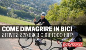 Come pedalare per dimagrire in bici