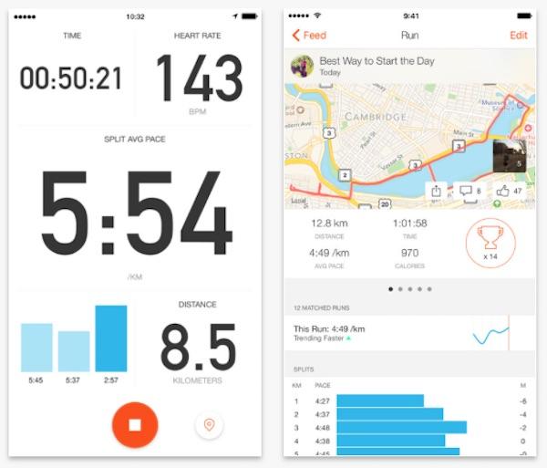 app per ciclisti