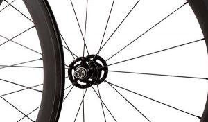 ruote in carbonio per bici da corsa