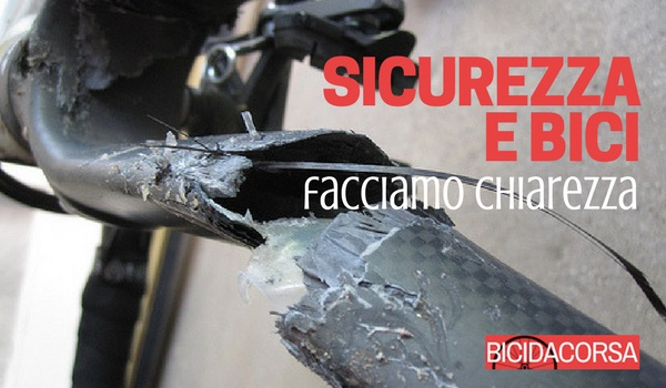 incidenti in bici