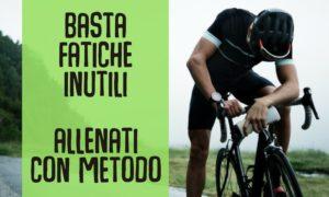 come allenarsi in bici