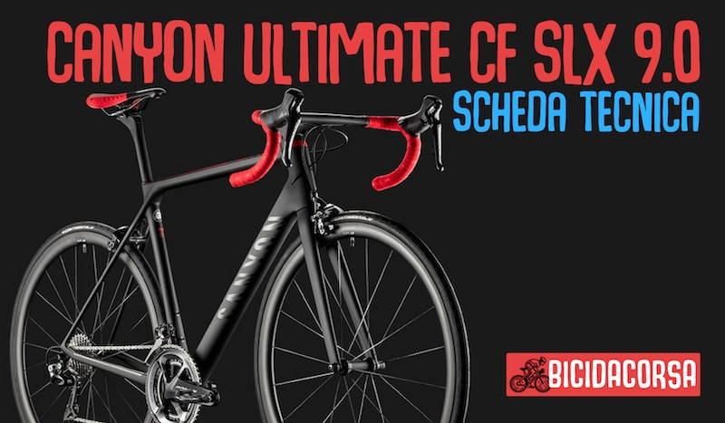 Canyon Ultimate CF SLX 9.0