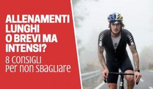 allenamenti ciclismo