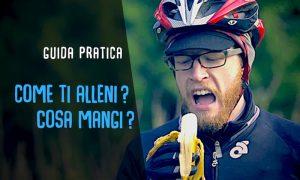 allenamento alimentazione nel ciclismo