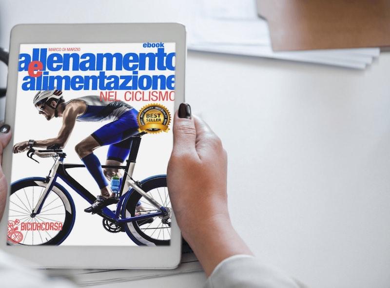allenamento bici da corsa