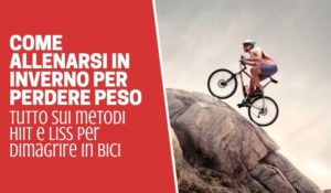 come dimagrire in bici ebook