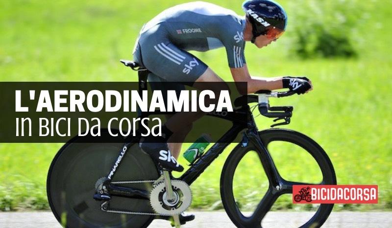 aerodinamica bici da corsa