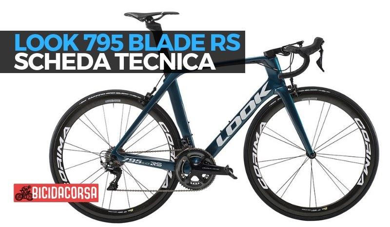 Look 795 Blade RS