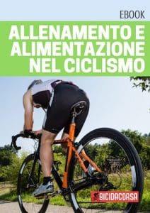 allenamento e alimentazione nel ciclismo