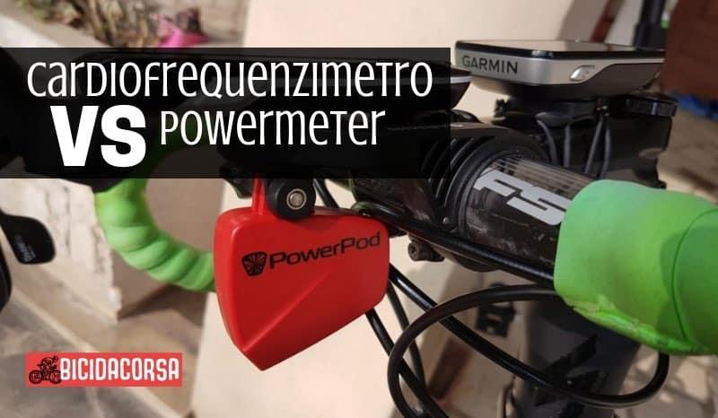 cardiofrequenzimetro misuratore di potenza