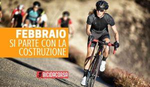 allenamento per bici