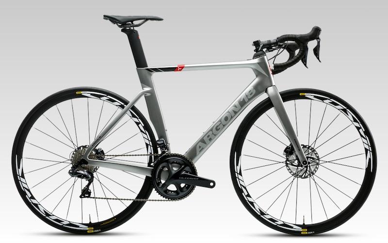 bici da corsa Argon 18 Nitrogen disc