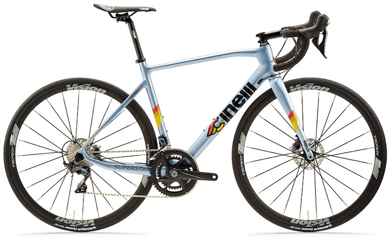Bici da corsa Cinelli Superstar Disc