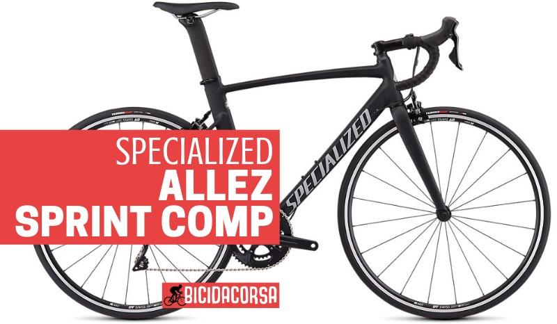 Bici da corsa Specialized Allez Sprint Comp | Bici da Corsa