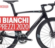 bici da corsa bianchi prezzi
