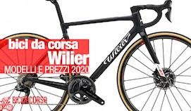 bici da corsa wilier