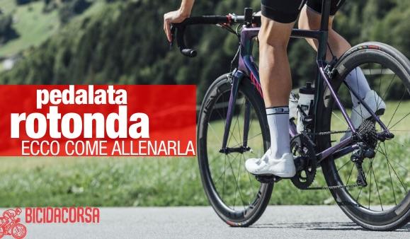 pedalata rotonda