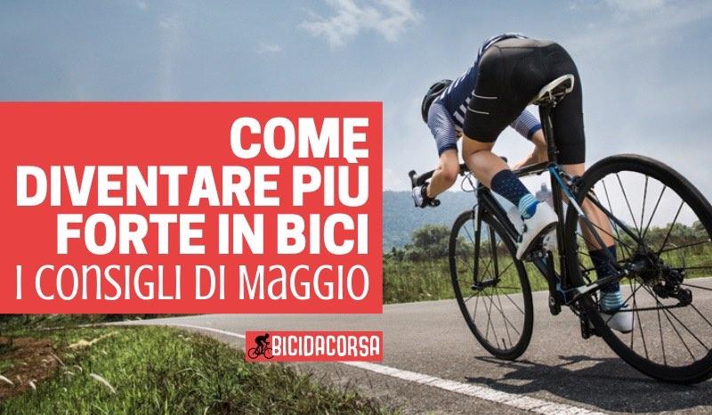 come diventare più forte in bici