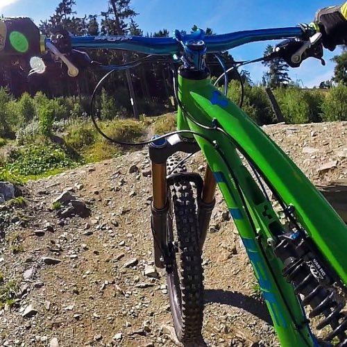 allenamento mountain bike