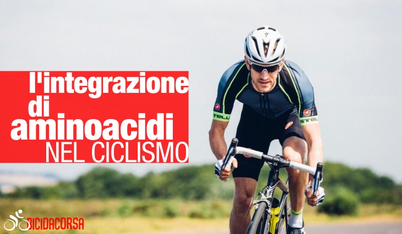 aminoacidi ciclismo