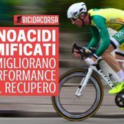 aminoacidi ramificati nel ciclismo