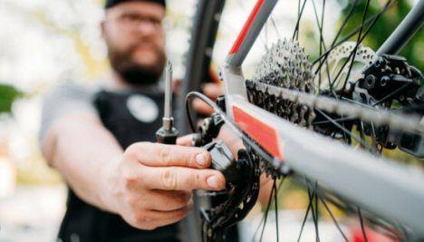 manutenzione bici da corsa