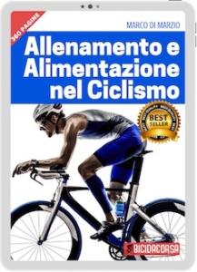 allenamento alimentazione ciclismo