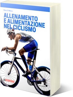 allenamento alimentazione ciclismo libro