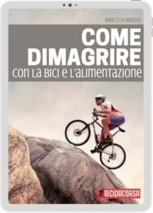come dimagrire in bici