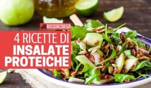 insalate proteiche