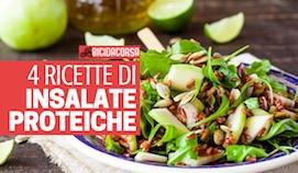 insalate proteiche ricette