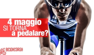 4 maggio allenamenti ciclismo