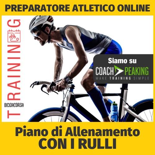 Piano di allenamento con i rulli