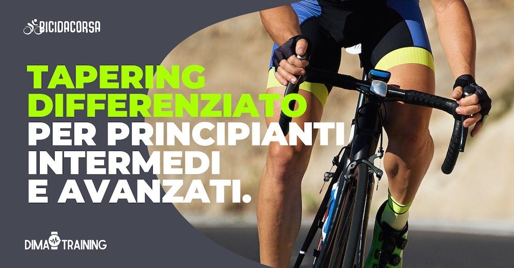 picco di forma nel ciclismo