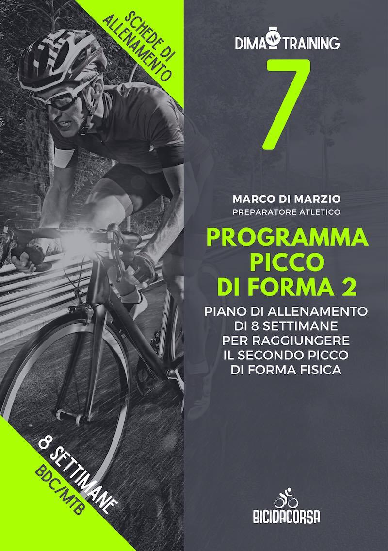programma picco di forma ciclismo